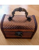 Wooden Box Bronze