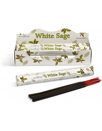 Stamford White Sage Incense Sticks