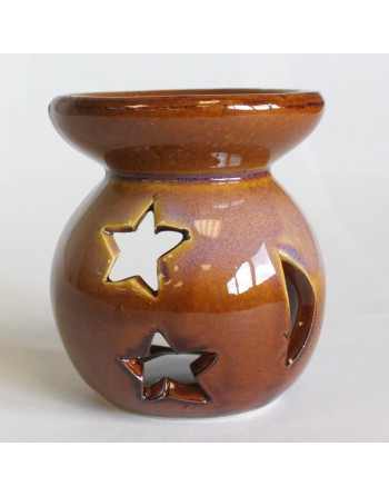 Sol & Stjärna Oljebrännare