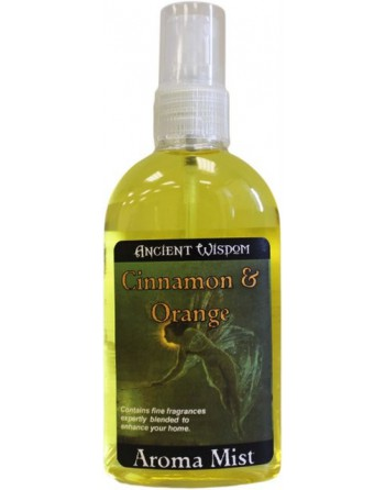 Cinnamon & Orange Aroma Mist Spray