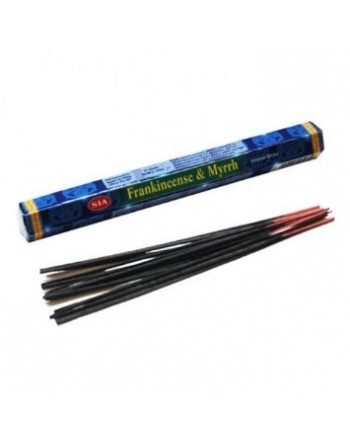 Sia Frankincense & Myrhh Incense Sticks