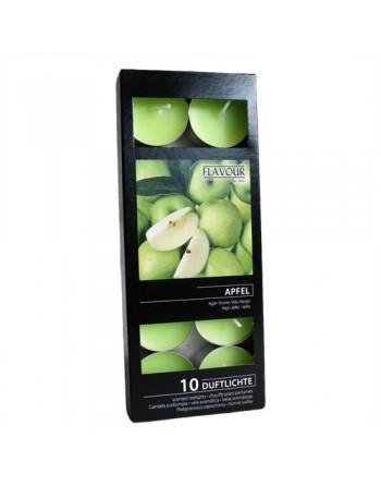 Äpple Doftsatta Värmeljus