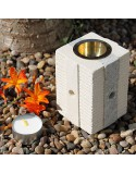 Stone Oil Burner-Combo Square
