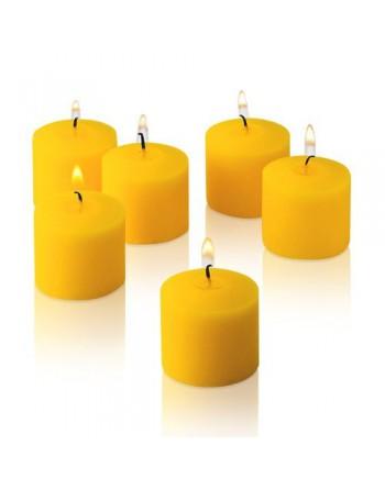 Lemon Scented Votive Candles