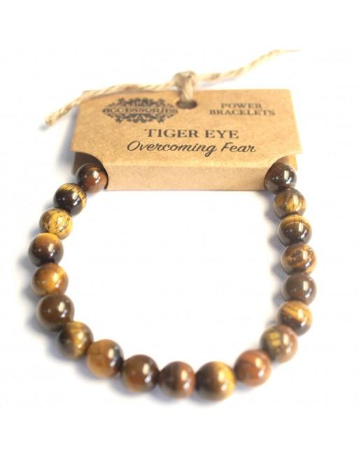 Tigeröga Armband