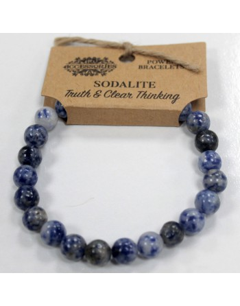Sodalite Power Bracelet