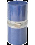 Finnmari Metallblockljus 7x15cm Mörkblå