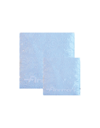 Finnmari Napkin Elegance Light Blue