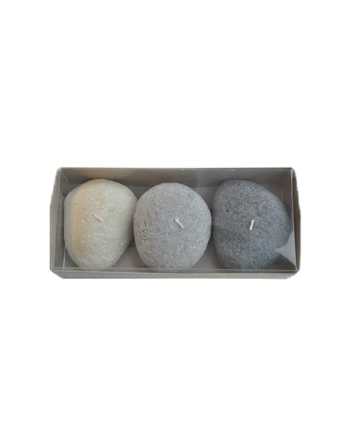 Finnmari Stone Candles