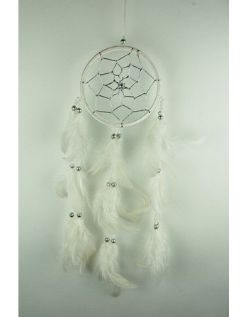 Dream Catcher Plain White