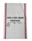 Finnmari christmas towel