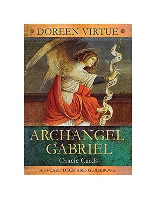 Ärkeängeln Gabriel Orakel Kortlek