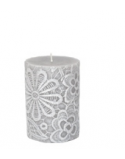 Finnmari Lace candle