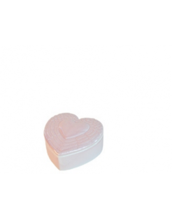 Finnmari Heart box in pink