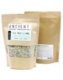 Natural Tea Tree & Lime Himalayan Bath Salt