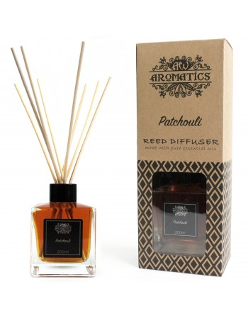 Patchouli Essential Oil Reed Diffuser