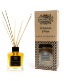 Geranium & Rose Essential Oil Reed Diffuser