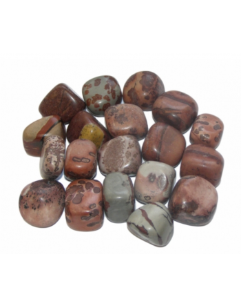 Grass Flower Jasper Gemstones