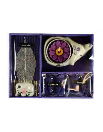 Incense Gift Set Lavender