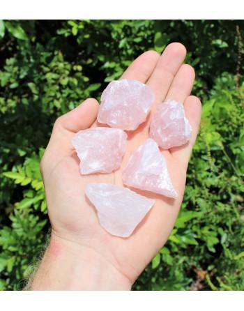 Rose Quartz Rough Stone