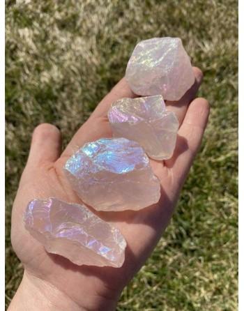 Angel Aura Quartz Rough Stone