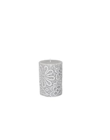 Finnmari Lace candle