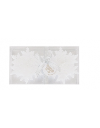 Finnmari Snowflake Candle